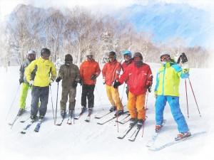 2015志賀スキー2