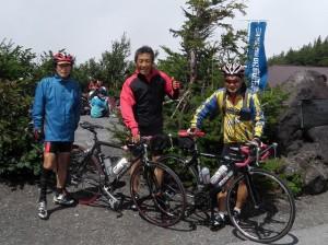 2015富士エコ五合目