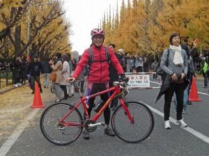 バイク東京164