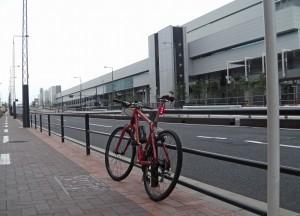 バイク東京166