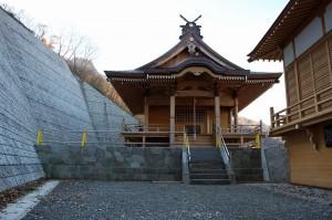 川原湯神社1